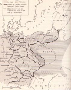 Sorbisches-Siedlungsgebiet