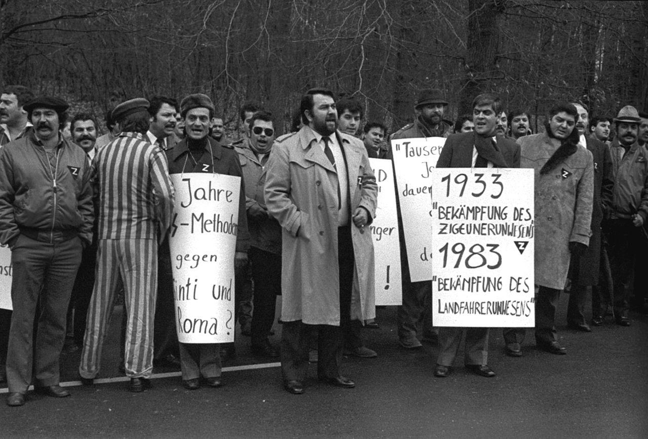 Bürgerrechtsbewegung der Sinti und Roma