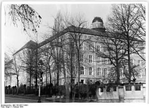Bautzen, Sorbische Oberschule © Bundesarchiv Bild 183-28711-0001