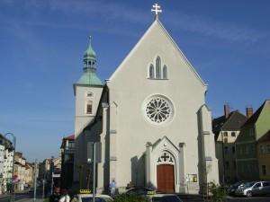 Sorbische Liebfrauenkirche in Bautzen© Manecke</small