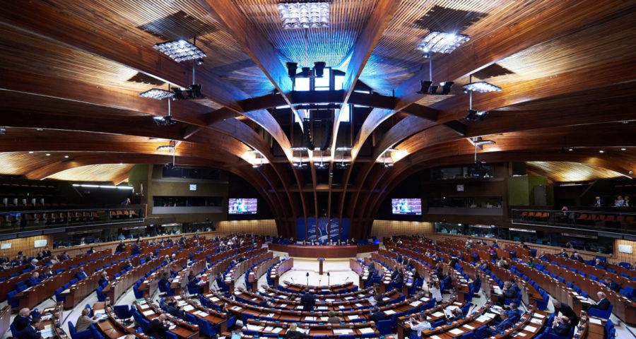 Europarat, Parlamentarische Versammlung