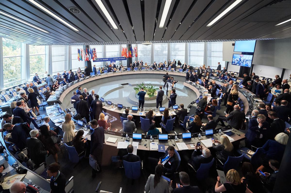 Europarat, MInisterkomitee